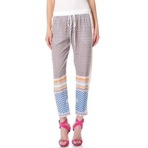 Clover Canyon Chain Link Pants L